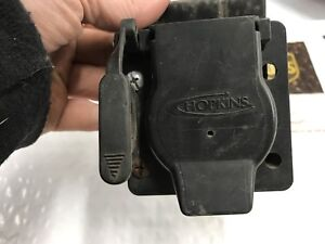 Hopkins Universal Trailer Tow Hitch Plug Adapter Connection Harness