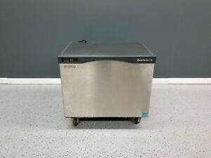 Scotsman Remote Prodigy Ice Machine Air Cooled Model Eh330sl 1a