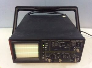 Tenma 72 3055 20mhz 2 channel Oscilloscope 3 Testing Equipment