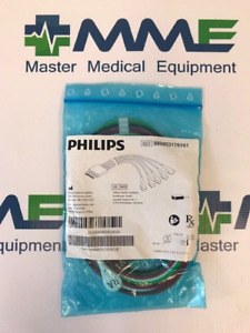 Philips 989803176161 Ecg Limb Lead snap Heartstart Mrx Xl Xl