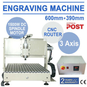 Cnc Engraving Machine Movable Mini Router Frame Engrav Machine 6040t Machine 3d