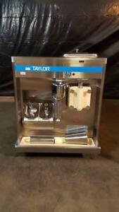 Taylor 715 27 Single Flavor Milkshake Machine W Two Topping Pans