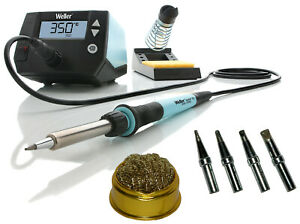 Weller We1010na We1010 Digital Soldering Station Tips Eta Etb Etc Etd