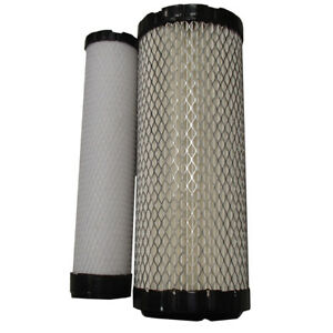 Kubota Inner Outer Air Filter Set L2900dt L2900f L3010dt L3010hst L3240 B4200d