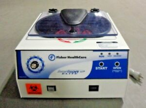Fisher Medical 755v 24 Drucker Horizon Elite Bench Top Centrifuge With Cord