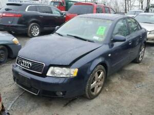 Engine 2004 2005 Audi A4 Auto Transmission 1 8l Turbo