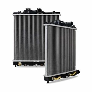 Mishimoto Radiator R1290 at 1 row Aluminum For Honda Civic 92 98 Del Sol 93 97