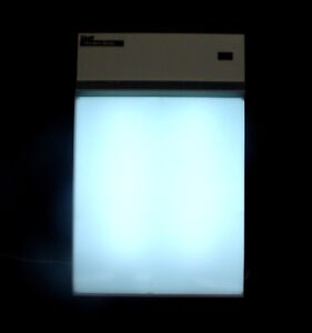 Wolf 29501 Trimline Basic 14 x 17 Dental Medical X ray View Light Box