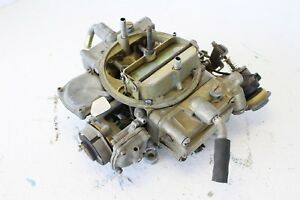 Holley E6he 9510 Gb List 50428 0347 4 Barrel Ford Carburetor Vacuum Secondary