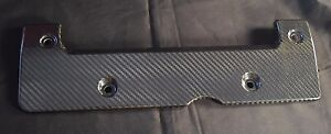 Genuine Dry Carbon Fiber Spark Plug Cover K Series Acura Rsx Type S K20 Civic