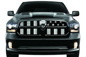 Cold Front Winter Steel Grille Cover For Dodge Ram Truck 1500 2013 2018 America