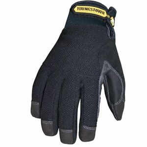 Youngstown Glove 03 3450 80 m Waterproof Winter Plus Performance Glove Medium B