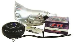 Fti Performance Chevy 700r4 2kh Level 2 Transmission 12 Converter Fluid Package