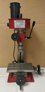 Central Machinery 47158 Micro Mill Drill Machine