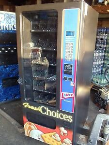 Usi 3053 Snack Vending 28 Selection Machine