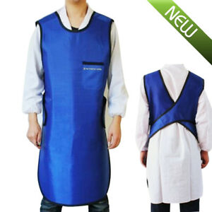Dental X ray Protective Apron Lead Vest Cover Shield Rubber Dentist Protect Safe