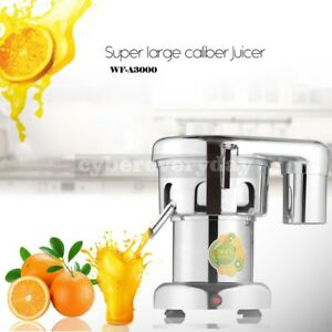 Commercial Heavy Duty Juice Extractor Stainless Steel Orange Juicer Wf a3000