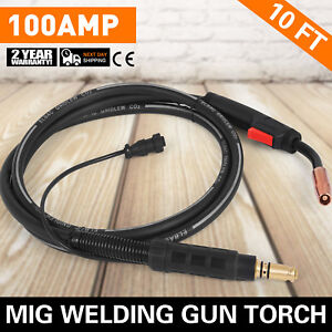 Lincoln Magnum 100l K530 6 Replacement Mig Welding Gun Torch 100 Amp 10ft