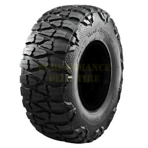 Nitto Mud Grappler 35x14 50r15lt 116q 6 Ply Quantity Of 4