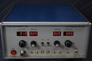 Colby Instruments Pg5000a Dual Output Pulse Generator 5ghz