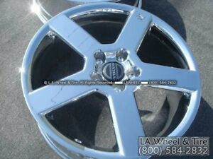 18 One New Oem Chrome Wheel Volvo 60 And 70 Series 70267