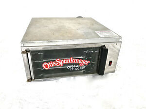 Otis Spunkmeyer Convection Oven Cookie Oven Model Os 1 W 2 Trays Tested