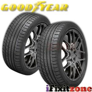 2 Goodyear Eagle Sport All Season 195 65r15 91v Performance Tires