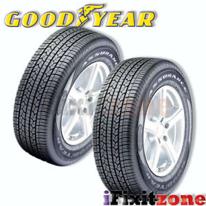 2 Goodyear Assurance Fuel Max P195 65r15 89s Performance Tires