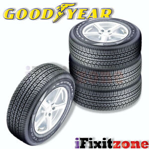 4 Goodyear Assurance Fuel Max P195 65r15 89s Performance Tires