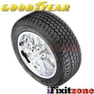 1 Goodyear Wrangler At Adventure W Kevlar 275 55r20 113t Bsl Performance Tires