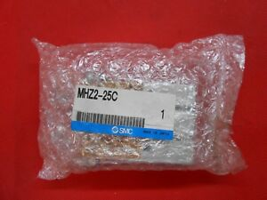 Smc Mhz2 25c 25mm Parallel Air Grip New Robot Pneumatic Gripper Battle Bots