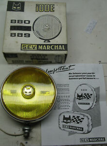 Marchal 880 Fog Light New In Box