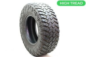 Used Lt 295 70r17 Nitto Trail Grappler M T 121 118p 11 32