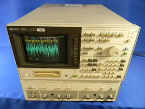 Agilent 4195a Spectrum Analyzer Option 001