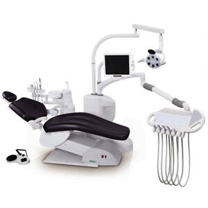 Dental Unit Chair With Kavo Controlled System And Dentist Stool A5000