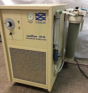 Thermo Scientific Neslab Cft 75 Neslab Bundle Coolflow Chiller Pump 06112s