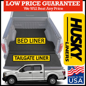 Husky Ultragrip Truck Bed Liner Mat 2015 2019 Ford F 150 With 78 9 Bed