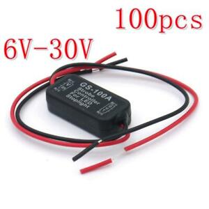 100x Flash Strobe Controller Flasher Module For Led Brake Light Tail Stop Light