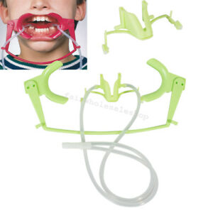 New Dental Retractor Oral Dry Field System Lip Cheek Retractor Keeps Mouth Dry