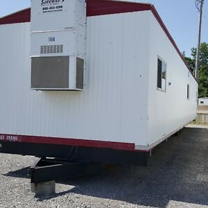 Used 2007 1260 Mobile Office Trailer S 35588 Kc
