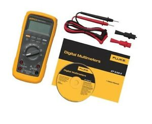 Fluke 27 ii 3 75 Digit Digital Multimeter New