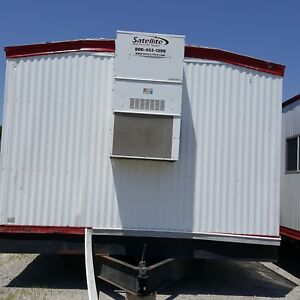 Used 2006 1464 Mobile Office Trailer W ada Restroom S 5753 Kc
