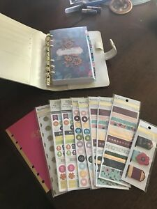Recollections Personal Planner W Inserts Plus Accessories