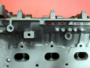 Gm Chevy Aveo 1 6 Dohc Cylinder Head Year 2011 Rebuilt Cast 340 Only