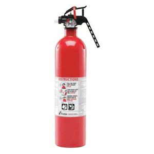 Dry Chemical Fire Extinguisher With 2 5 Lb Capacity And 8 To 12 Sec Discharge