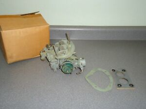 Reman Holley 6500 2 barrel Carburetor 8757 1980 1982 Ford Mustang Mercury Capri