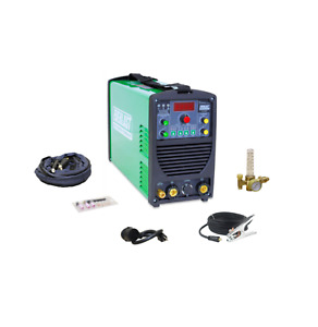 Powertig185 Gtaw 185amp Acdc Dual Voltage Tig Stick Welder Everlast 180