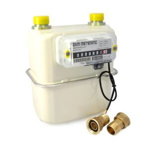 3 4 Pulse Output Gas Meter Measure Natural Gas Propane Lpg Use Remotely 40