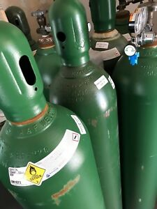 Medical Oxygen Large Tanks