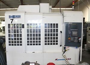 2012 Kitamura 4xd Cnc Machining Center 43 x 24 y 24 z Spindle 12 000 Rpm